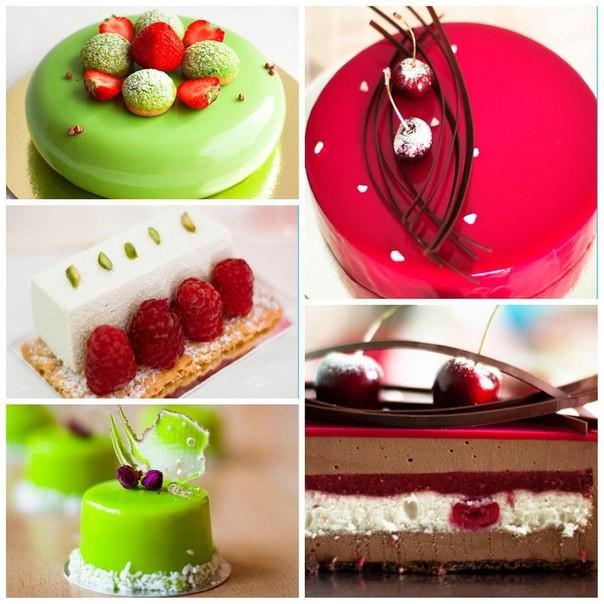 европейские десерты рецепты с фото