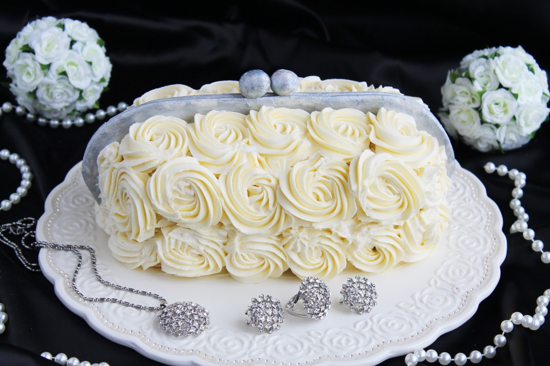 Рецепт торта Сумка Клатч