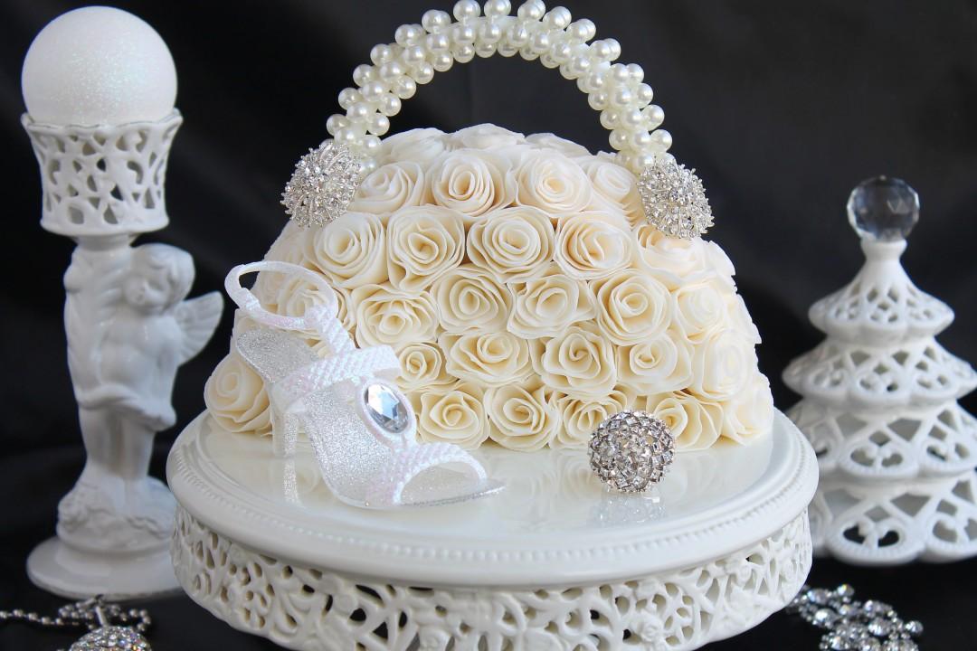 "Рецепт торта ""Дамская сумочка"""