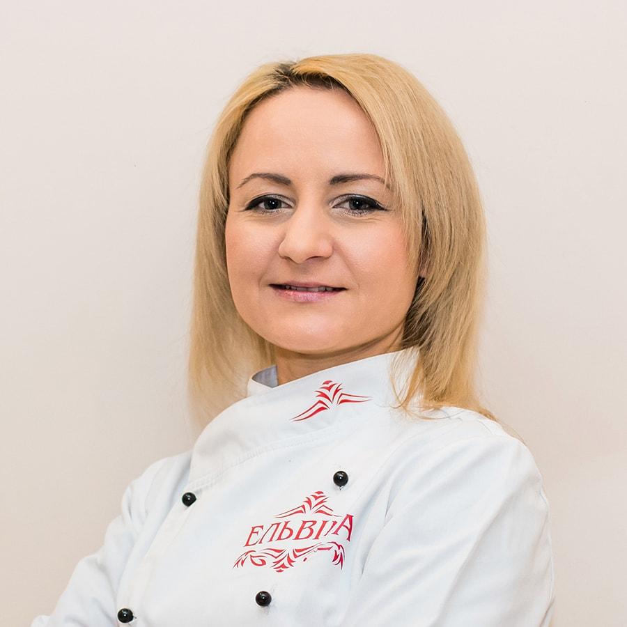 Эльвира Легеза