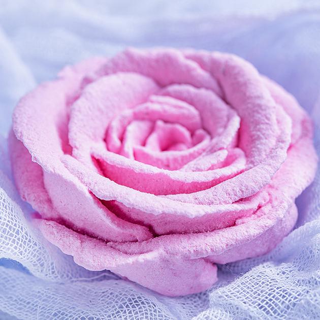 зефирная роза