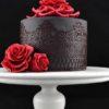 торт кружева и розы (2)