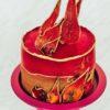 мой стильный торт (2)