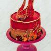 мой стильный торт (5)