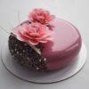 Муссовые торты и шоколадный декор (1)
