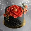 Идеальный торт. Цветы и рюши (1)