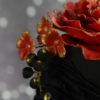 Идеальный торт. Цветы и рюши (10)