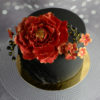 Идеальный торт. Цветы и рюши (2)