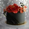 Идеальный торт. Цветы и рюши (3)