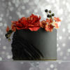 Идеальный торт. Цветы и рюши (7)