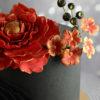 Идеальный торт. Цветы и рюши (8)