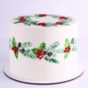 рождественский торт