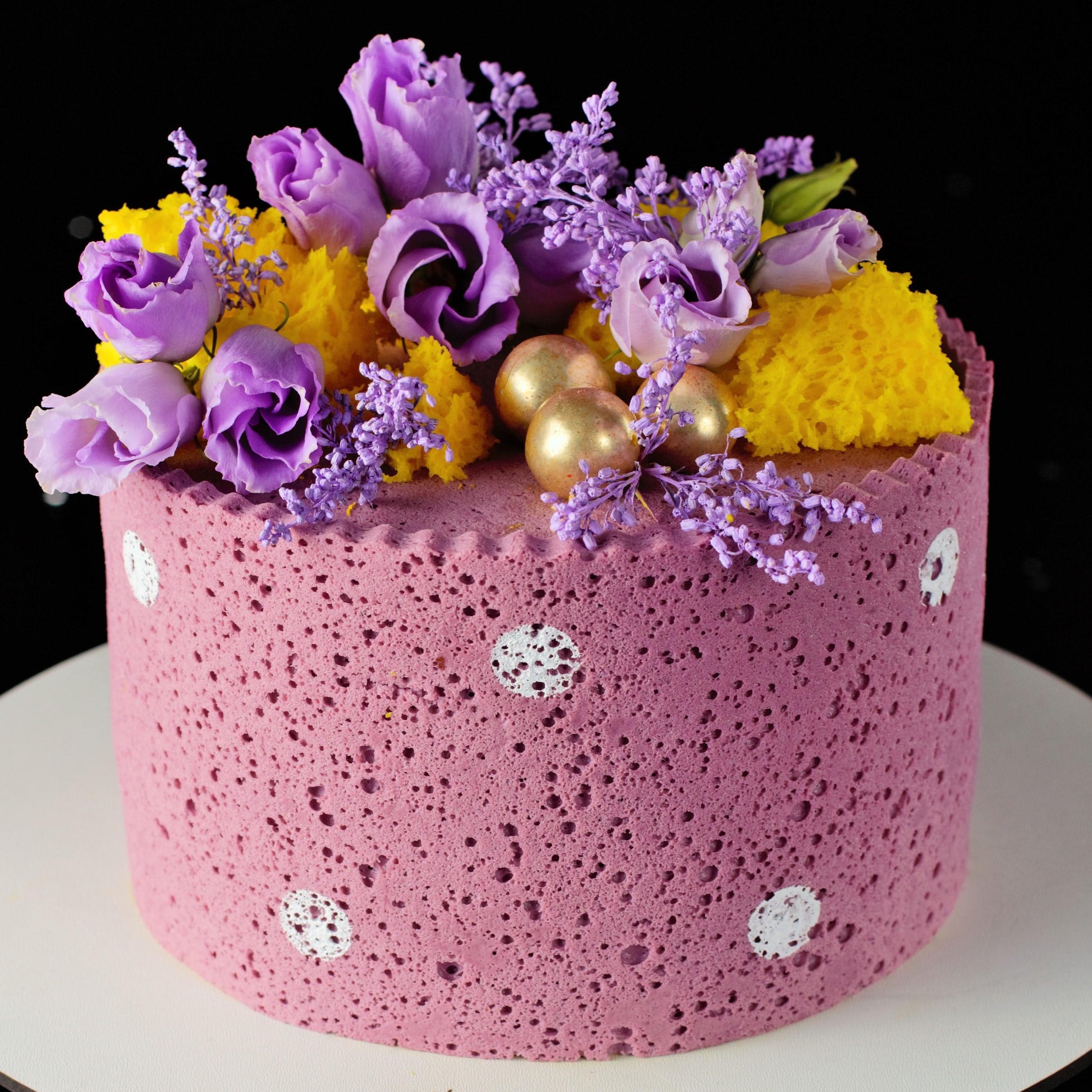 фактурные торты
